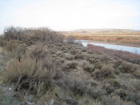 2008 Snake River Land Exchange: 1.49 acres