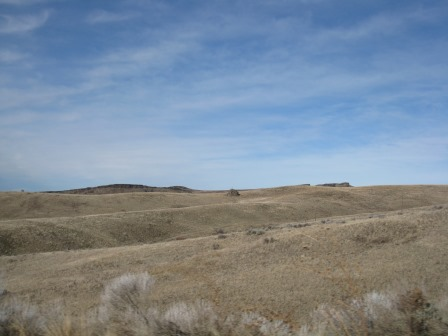 2010 Bogus Basin Land Donation: 160 acres
