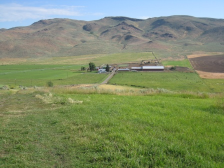 2011 Bar B Ranch Conservation Easement: 761 acres