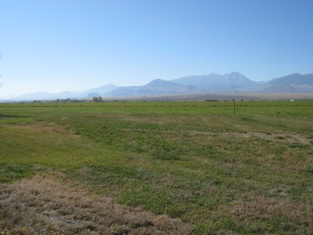 2012 O'Neal Ranch Conservation Easement:  352 acres