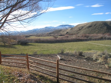 2016 Old Coleman Ranch Conservation Easement: 128 acres