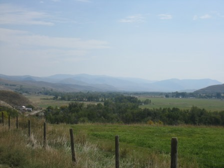 2014 Eagle Valley-Pine Creek Conservation Easement: 692 acres